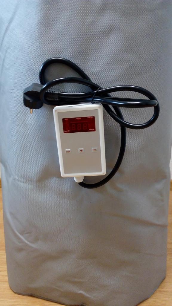 pas grzewczy termostar
