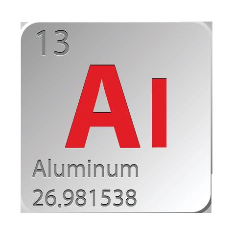 aluminium pierwiastek