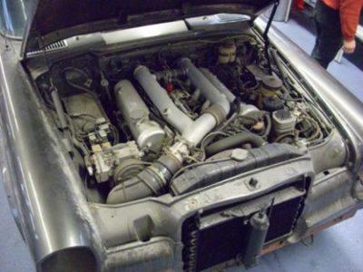 mechanika starych samochodów